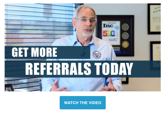 Michael Rozbruch: How To Get Referrals to Your Tax Resolution Business