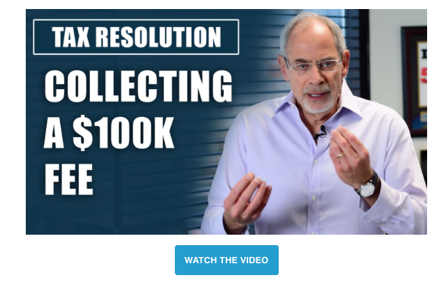 Michael Rozbruch on How to Collect $100,000 Fee in Your Tax Resolution Business