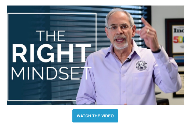 Michael Rozbruch Video - The Right Mindset